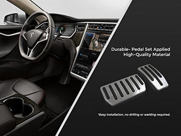 Model S Pedal Covers