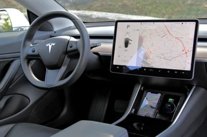 Model 3 Wireless Charger Pad 5