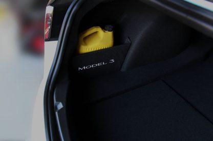 Model 3 Trunk Corner Organizer