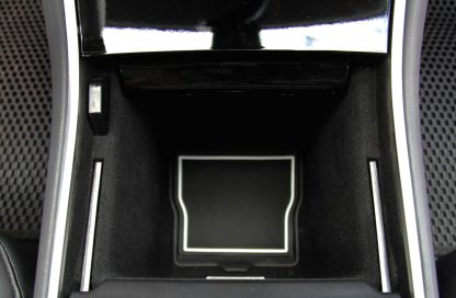 Model 3 console liner insert white