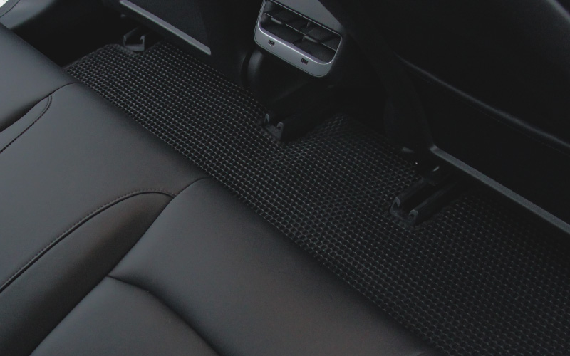 Cheap Model 3 Floor Mats Rear