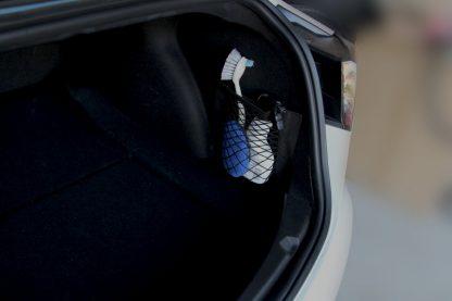Model 3 trunk organizer pocket nets corner 2