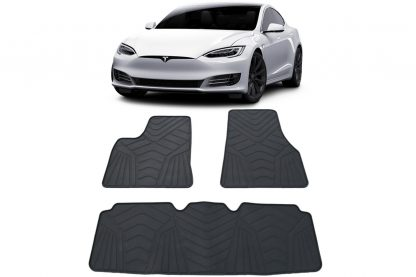 Tesla Model S Floor Mats Cover