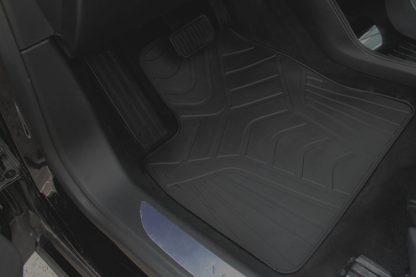 Tesla Model S Floor Mats Driver 2