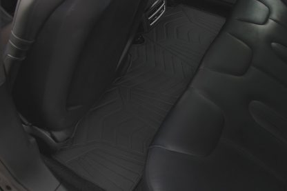 Tesla Model S Floor Mats Rear 2