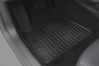 Model 3 Floor Mats High Performance Driver