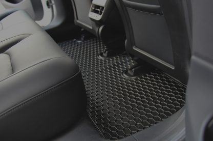 Model 3 Floor Mats High Performance Rear 3