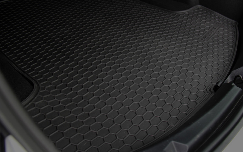 tesla model 3 rear trunk mat