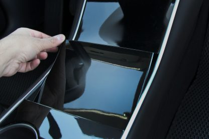 Model 3 Console Organizer Close Lid