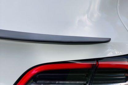 Tesla Spoiler Matte Black