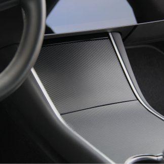 Console Wrap Carbon Fiber
