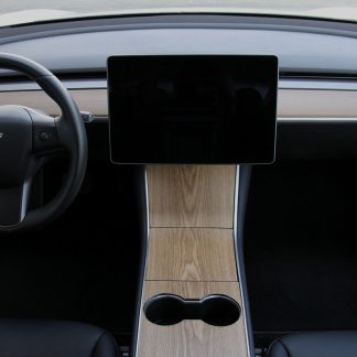 Console Wrap Modern Wood