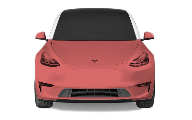 Model Y Paint Protection Film PPF coverage full