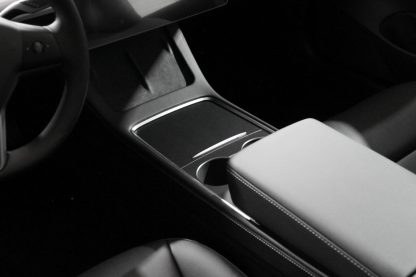 2021 Model 3 Console Wrap Matte Black