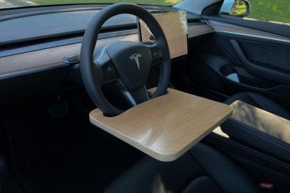 Steering Wheel Tray Table